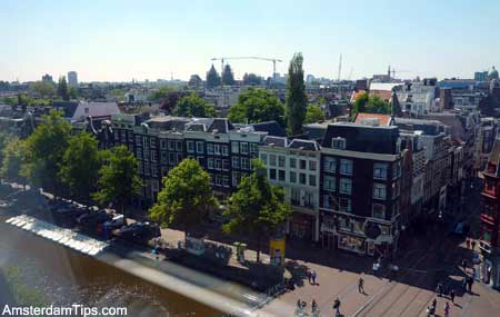 amsterdam panorama view