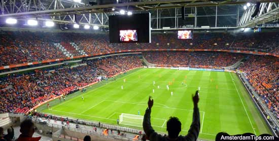 netherlands football ArenaA