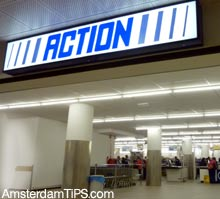 action store netherlands