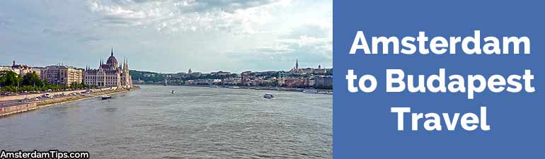 amsterdam to budapest travel