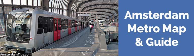 amsterdam metro guide