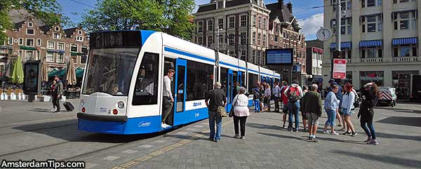 amsterdam transport