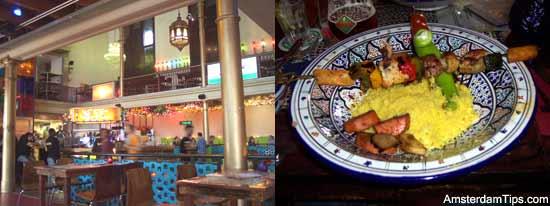 tips restaurant amsterdam