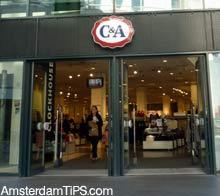 Dutch Shopping Chain Stores Amsterdam | Bijenkorf | V&D | Hema