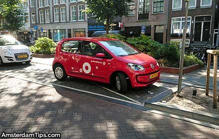driving amsterdam