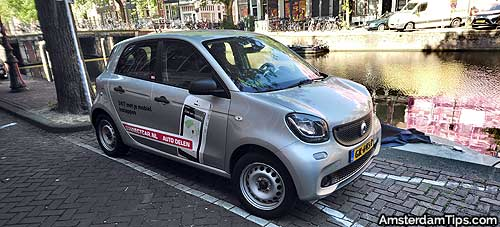 connect car amsterdam