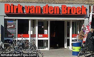 dirk van den broek supermarket amsterdam