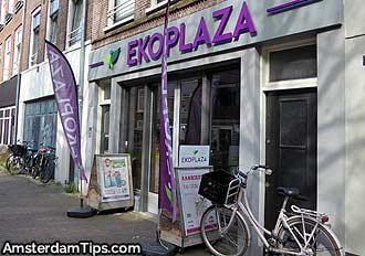 ekoplaza supermarket amsterdam