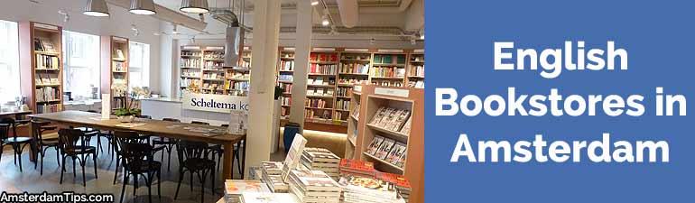 english bookstores amsterdam