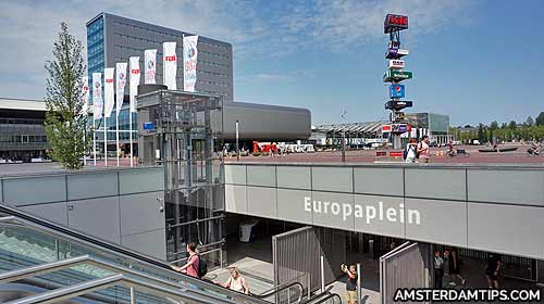 europaplein amsterdam