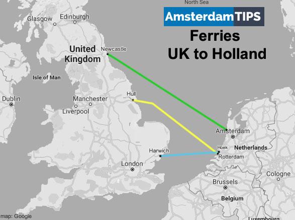 Hook up netherlands