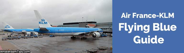 air france-klm flying blue guide