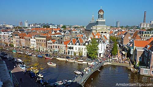 Leiden Netherlands - Day Trip from Amsterdam