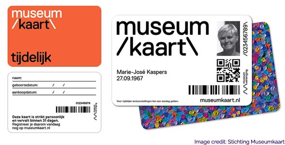 museumkaart card pass