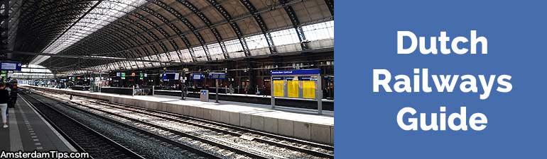 dutch railways guide rail network netherlands ns trains travel