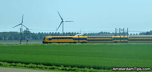 ns train track
