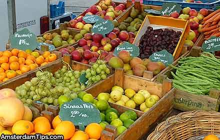 organic food amsterdam