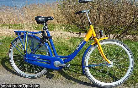 ov fiets amsterdam