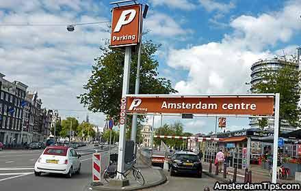 parking amsterdam