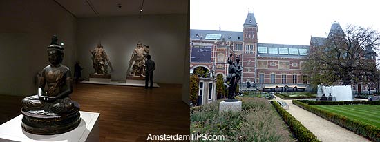 rijksmuseum asian pavilion and garden