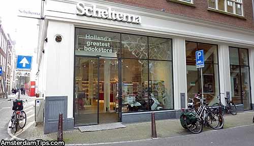 scheltema bookshop amsterdam