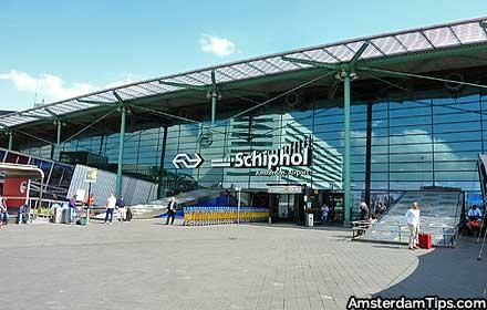 schiphol to amsterdam