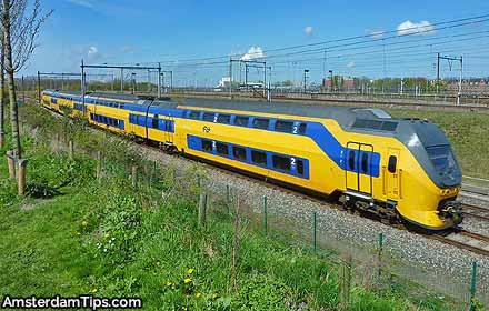 train tickets netherlands