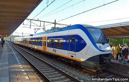 trains netherlands