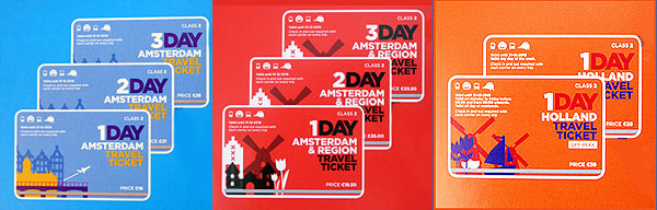 travel tickets amsterdam holland