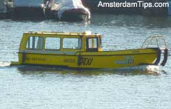 water taxi amsterdam