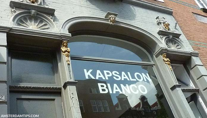 kapsalon bianco amsterdam