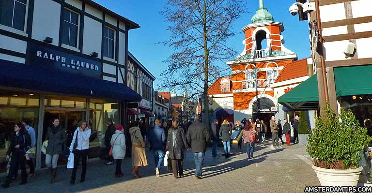 Designer Outlet Roermond   Discount Shopping Mall in Netherlands