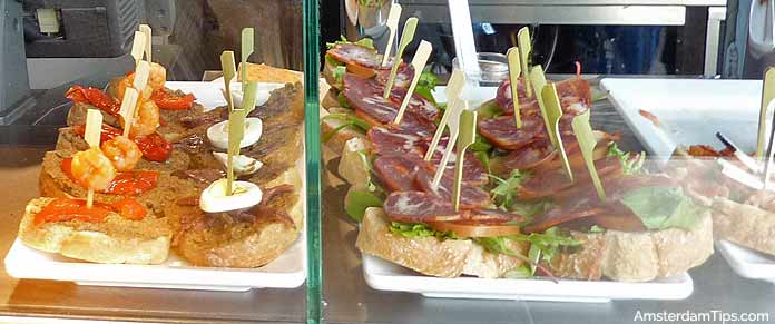 markthal rotterdam food