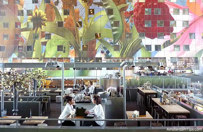 markthal rotterdam restaurants