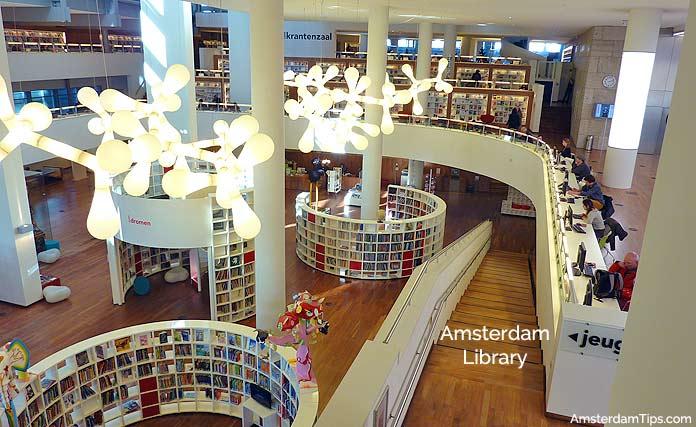 oba amsterdam library