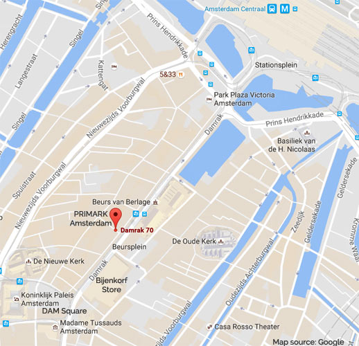 amsterdam zuid google maps