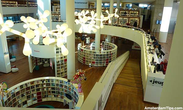 amsterdam library centrale oba