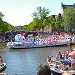 free canal parade amsterdam