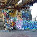 free flevopark graffiti amsterdam