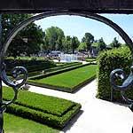 free rijksmuseum garden amsterdam