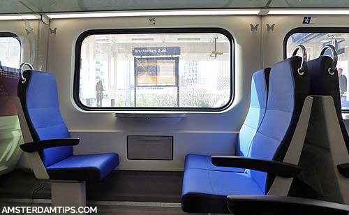 ns train seats
