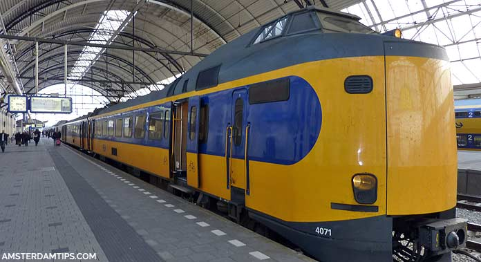 ns intercity train
