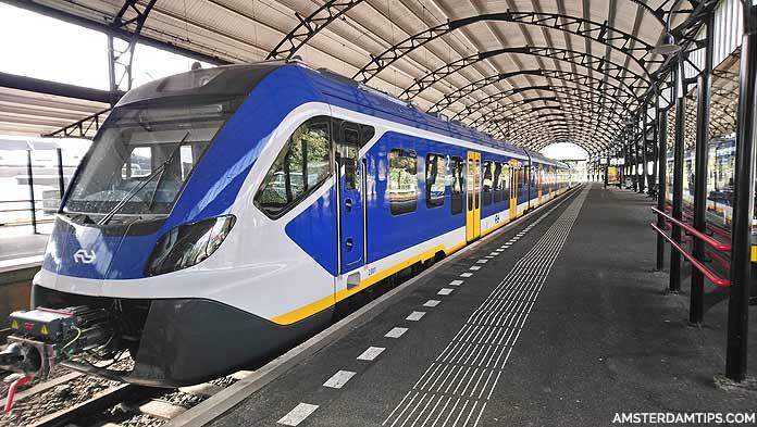 sprinter light train netherlands