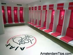 ajax edressing room