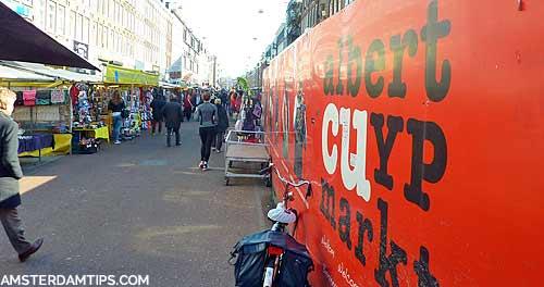amsterdam markets guide