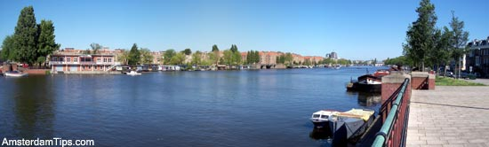 amstel panorama