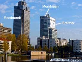 Amsterdam riverside walk amstel station to de pijp - Heineken amsterdam head office ...