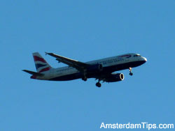 british airways amsterdam