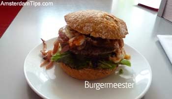 7 Cheap Eats In Amsterdam Burgers Chips Herring Falafel