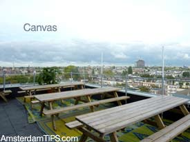 canvas cafe amsterdam